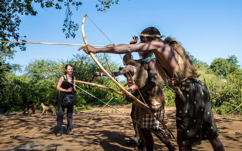 3 Days Short Safari to Tarangire, Lake Eyasi and Ngorongoro Crater
