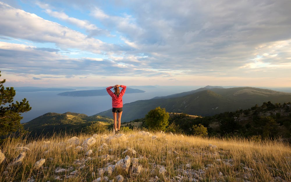 No Stress Hills to Sea Hiking in Croatia