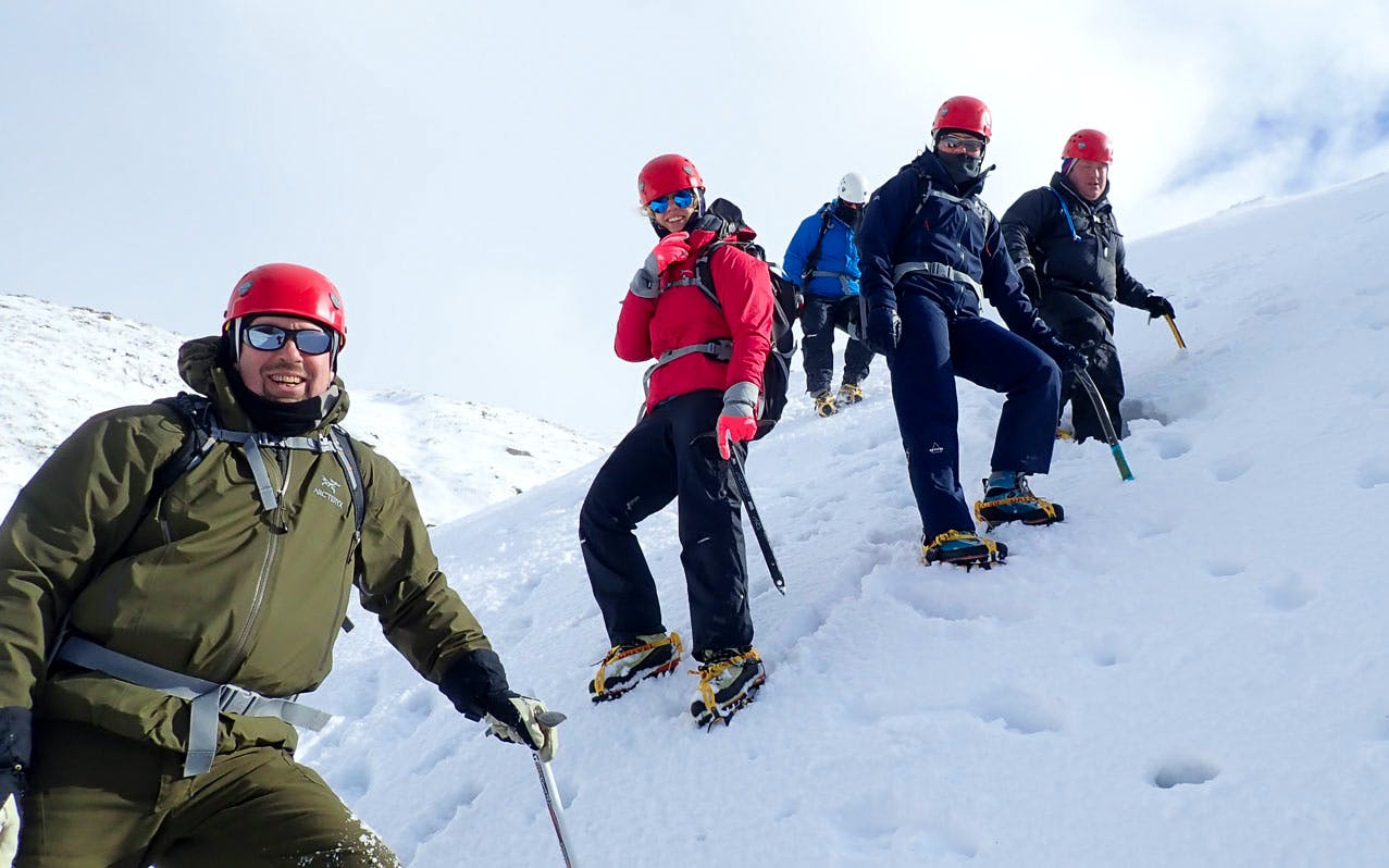 2 Day Winter Skills Course