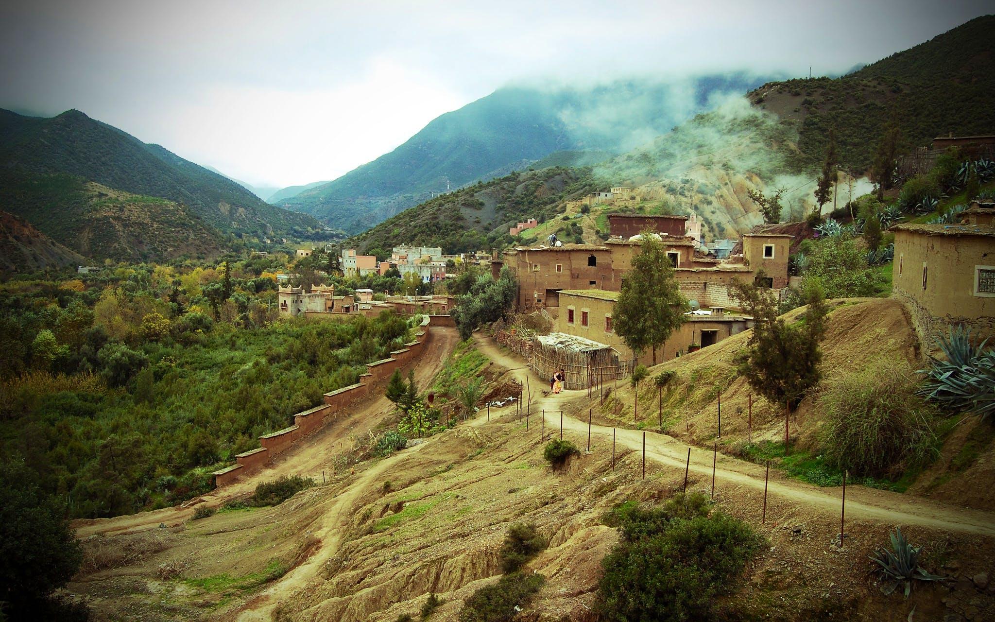 Berber Inspirational Treks