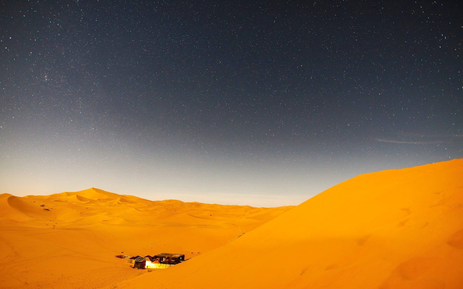 Toubkal Trek & Sahara Desert