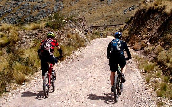 MTB tour Atlas Mountains