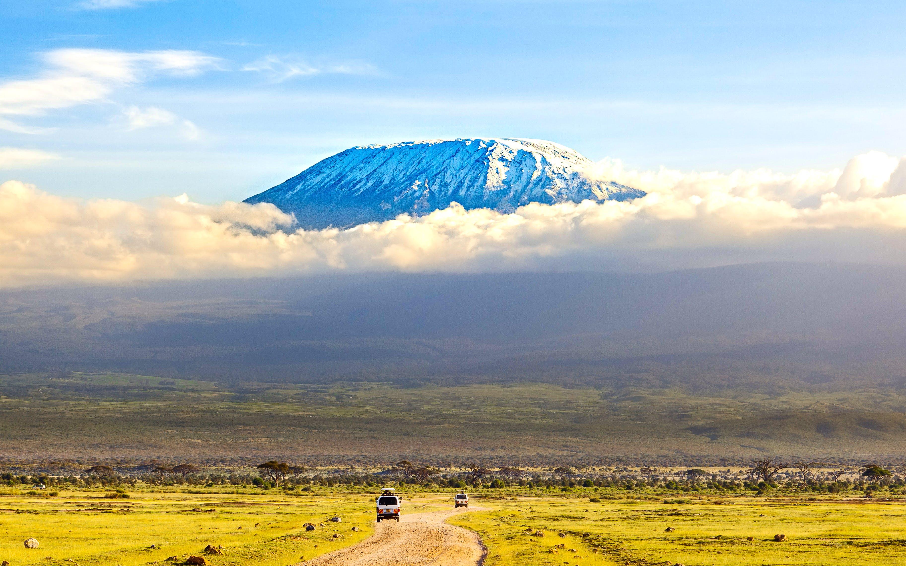 Kilimanjaro - Machame Route (5,895m)