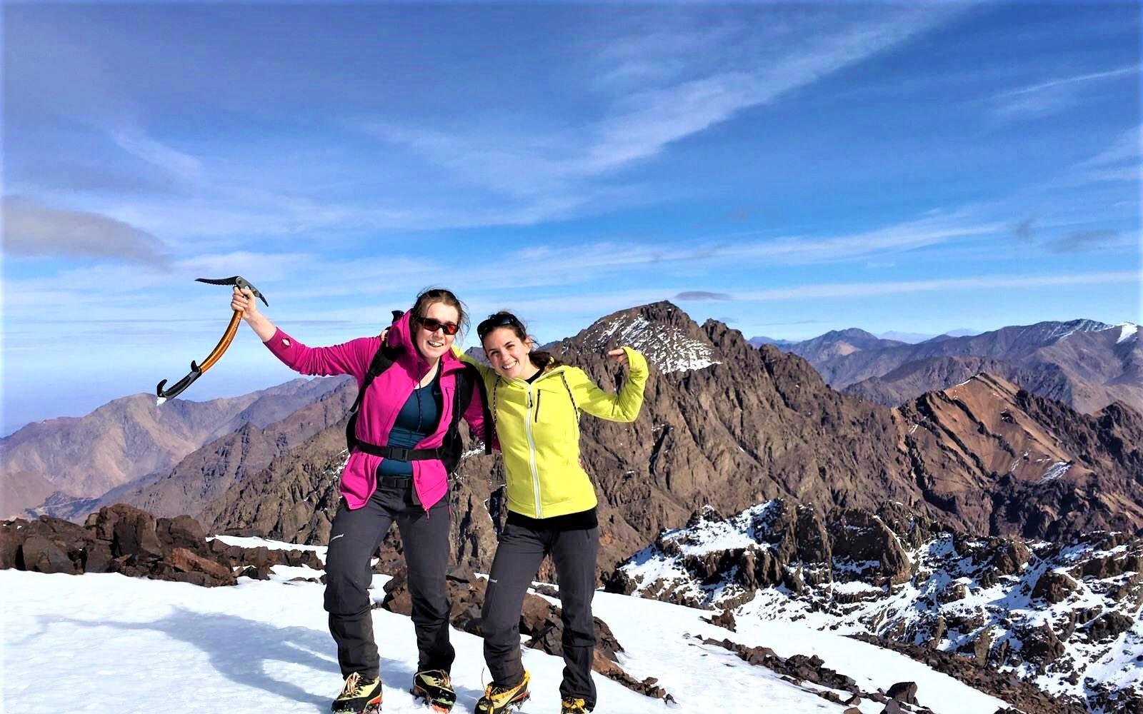 Toubkal Winter Ascent (4167m)