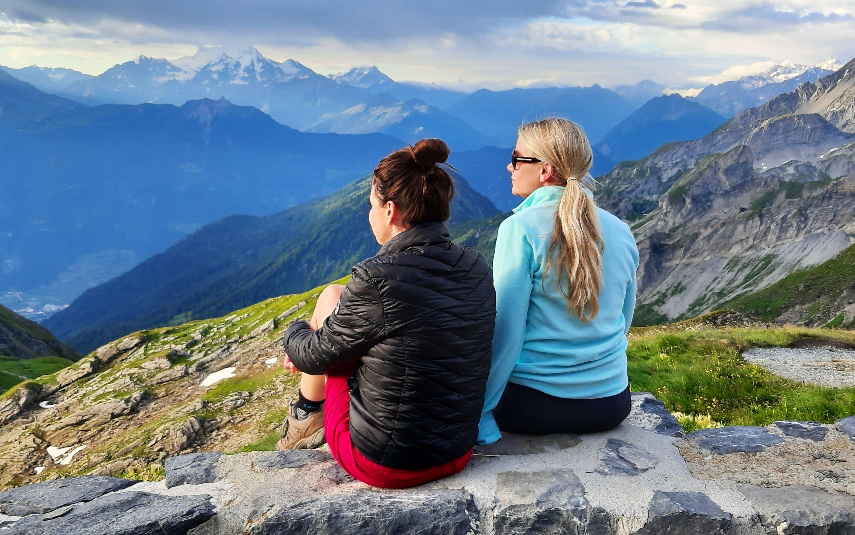 Vues de Mont Blanc