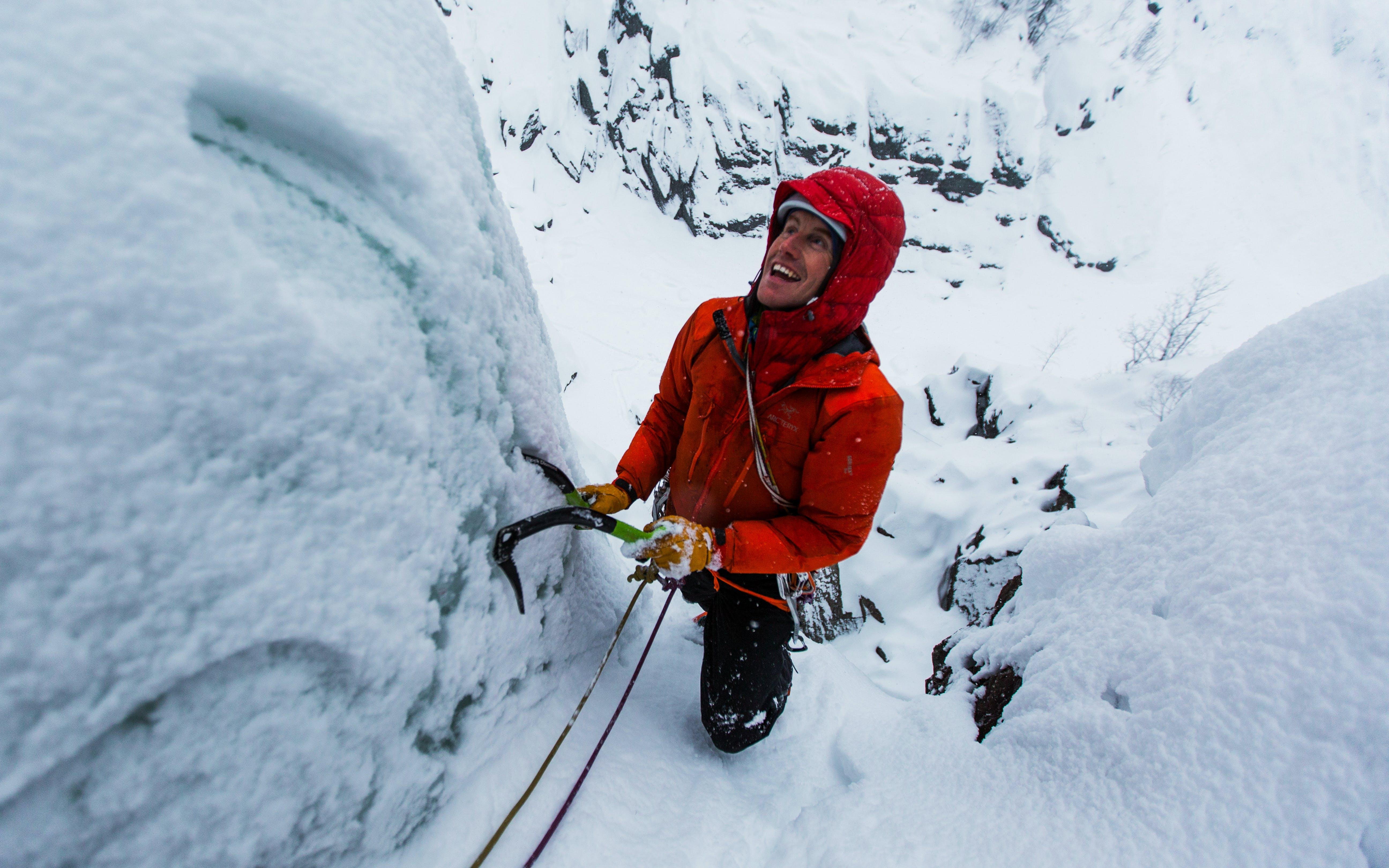 Ice Climbing Improver