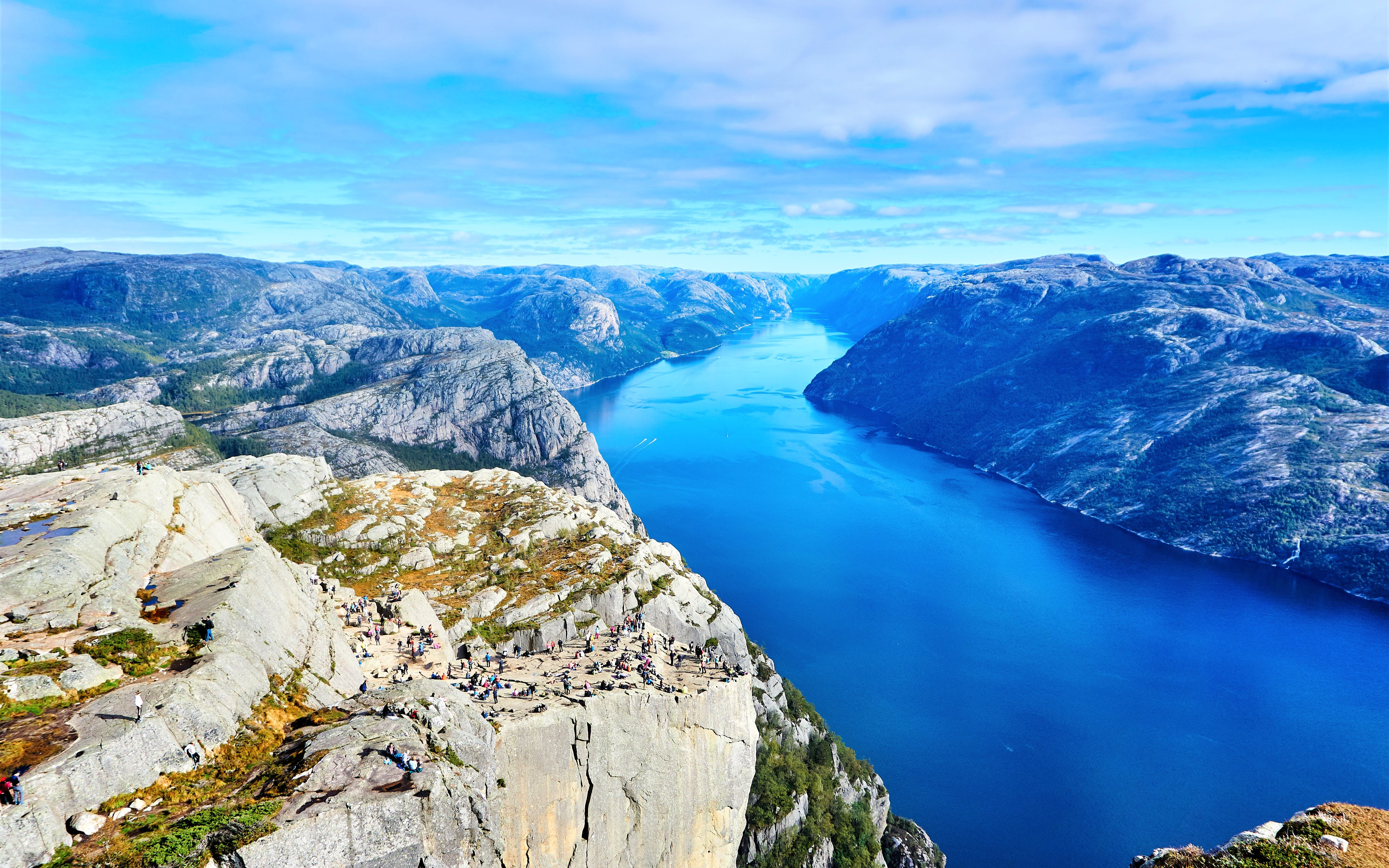 Hike, Kayak and Wild Camp the Norwegian Fjords