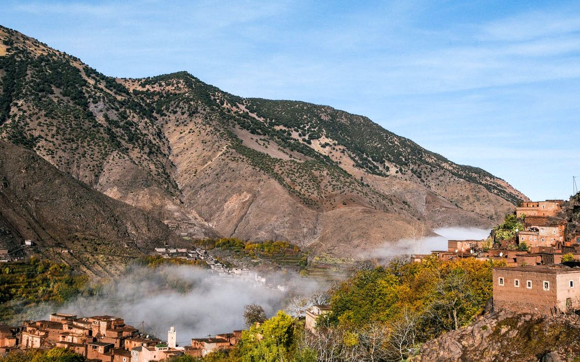 2 Days Atlas Mountains Trips and berber culture