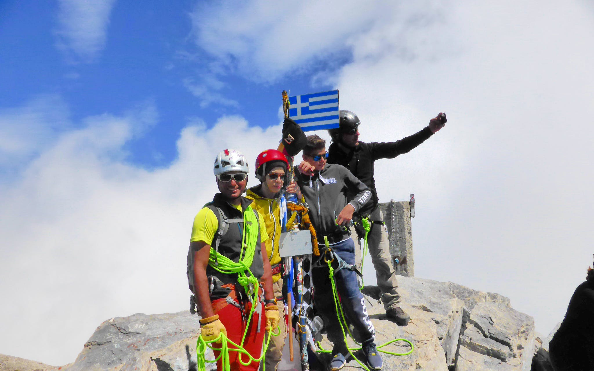 Mount Olympus (2,919m)