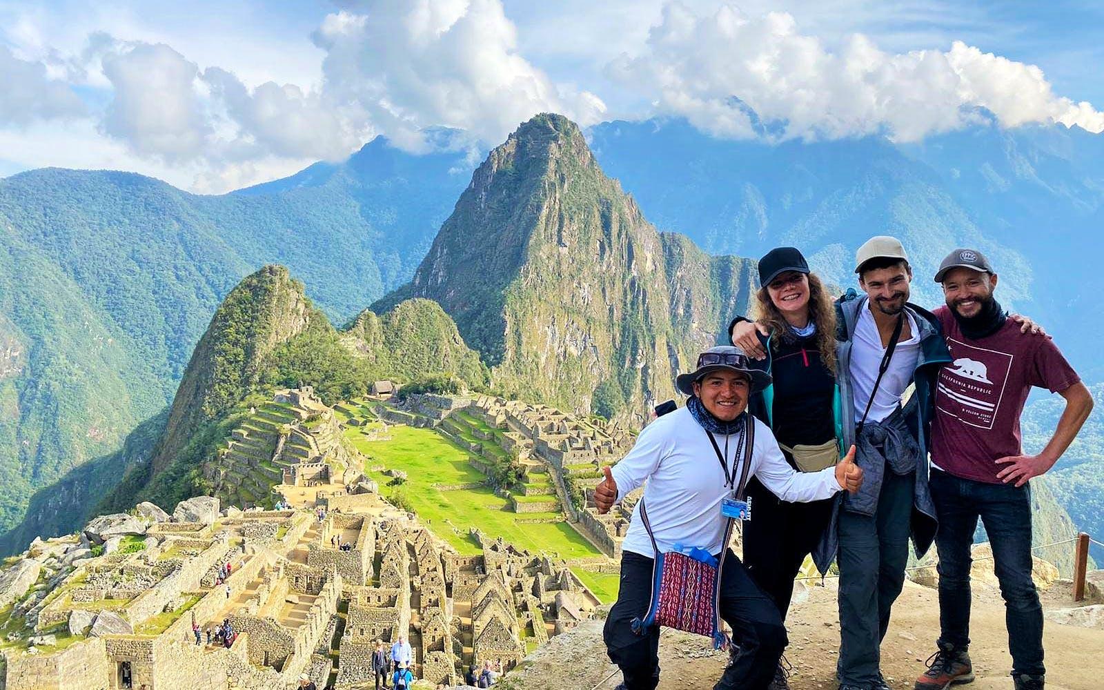 Classic Inca Trail to Machu Picchu - 4 Days