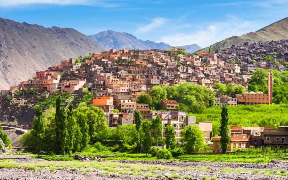 Marrakech to The Atlas Mountains Day Trip