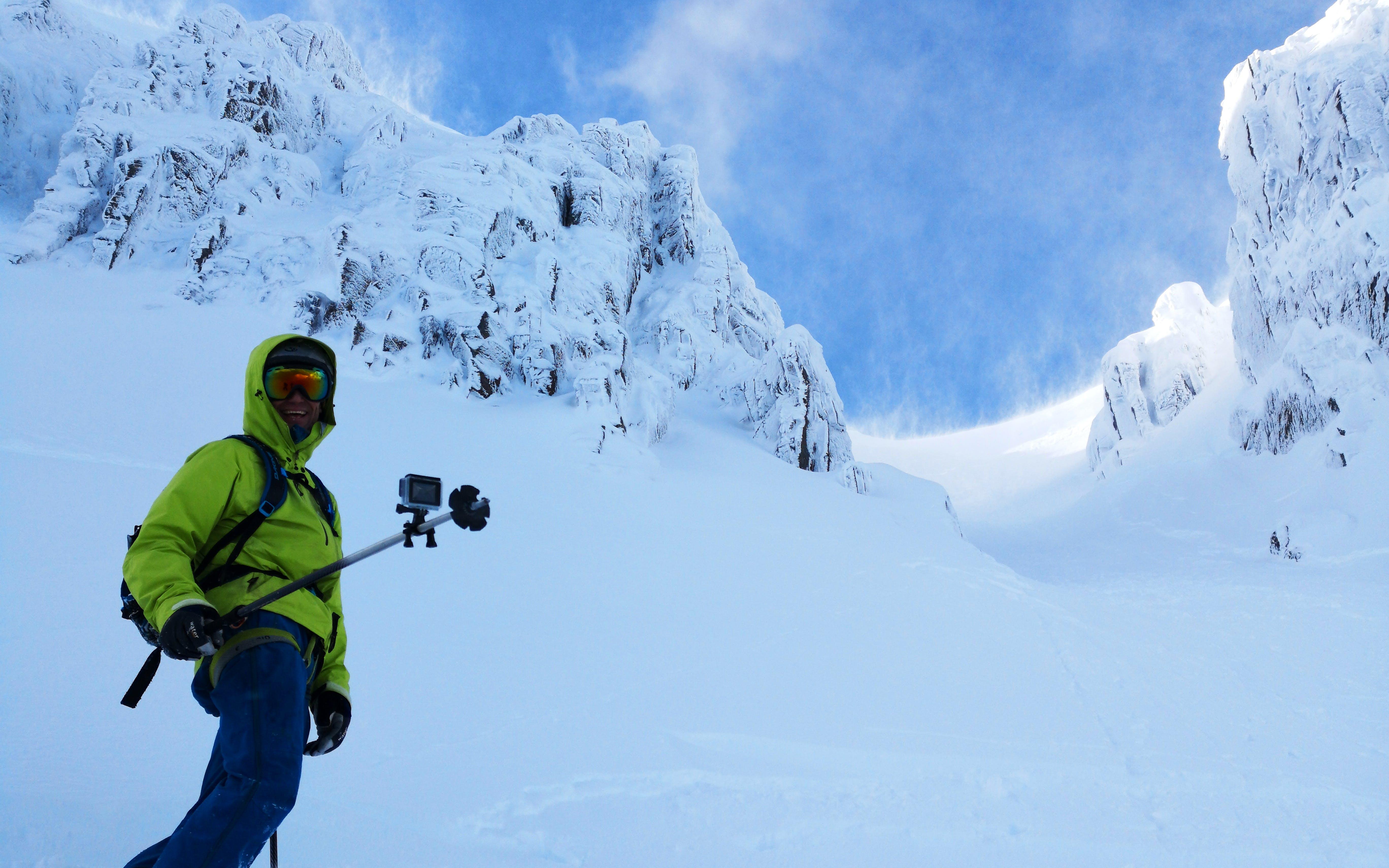 Ski the Scottish Highlands